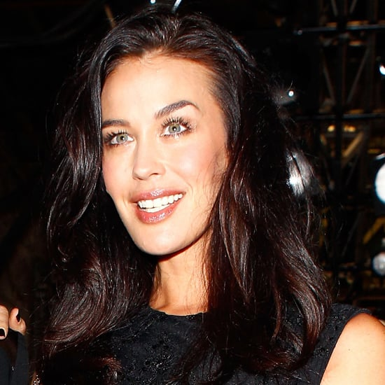 Megan Gale at Alex Perry