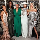 Pictured: Jada Pinkett Smith, Michelle Obama, Alicia Keys, Jennifer Lopez, and Lady Gaga