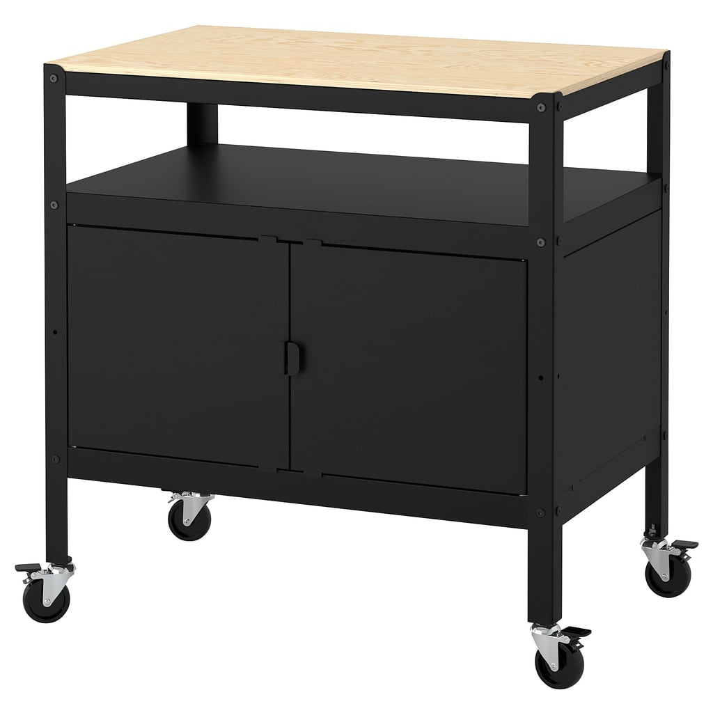 Bror Cart With Closed Storage