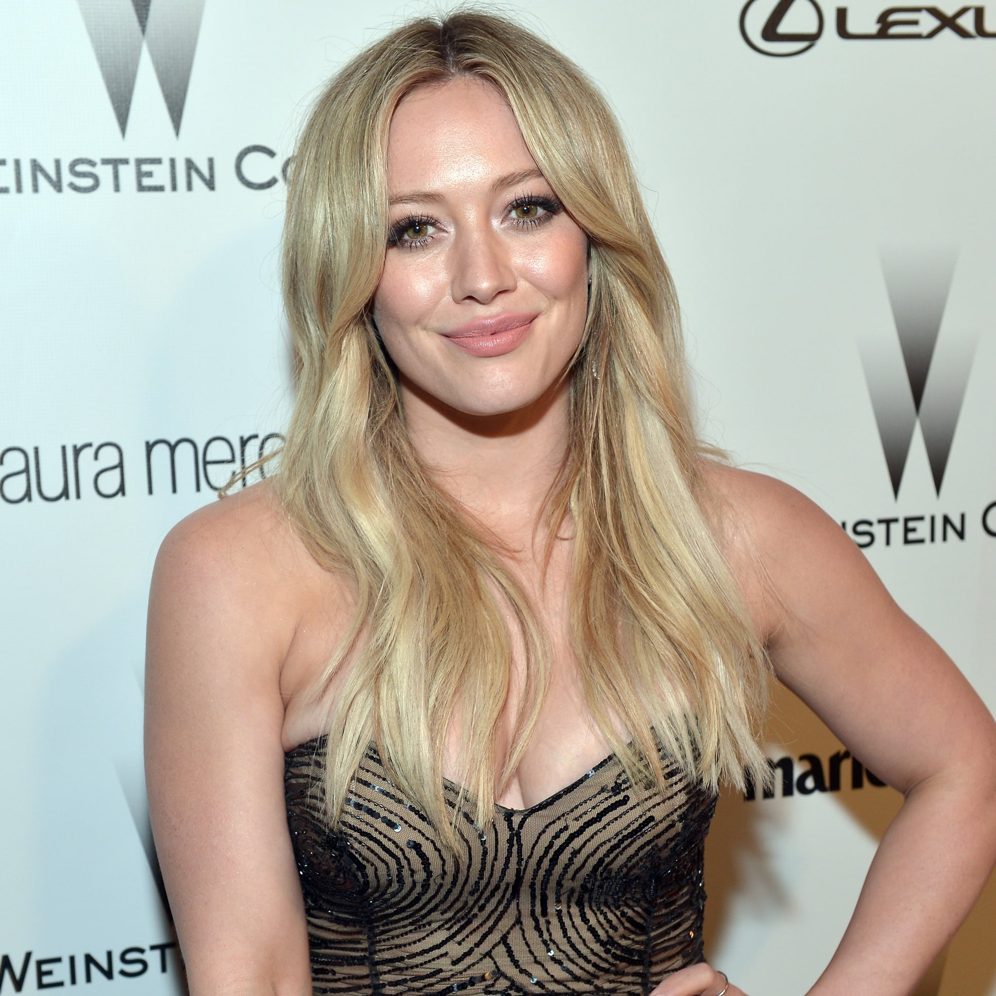 Sexy Hilary Duff Pictures Popsugar Celebrity