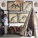 Recycled Canvas Play Tent ($269)