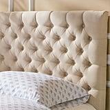 Wayfair Bennett Queen Upholstered Panel Headboard