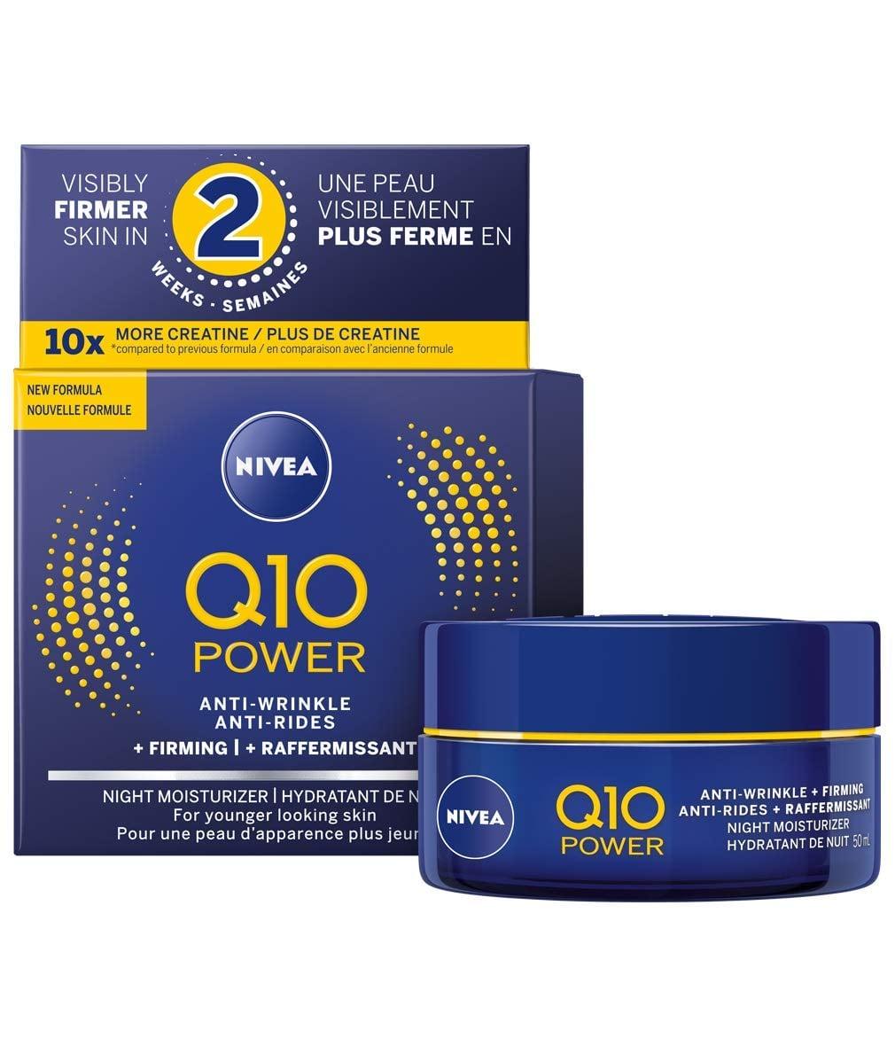 Anti Aging Night Cream Homemade nivea q10 plus anti-wrinkle night care cream | winnie