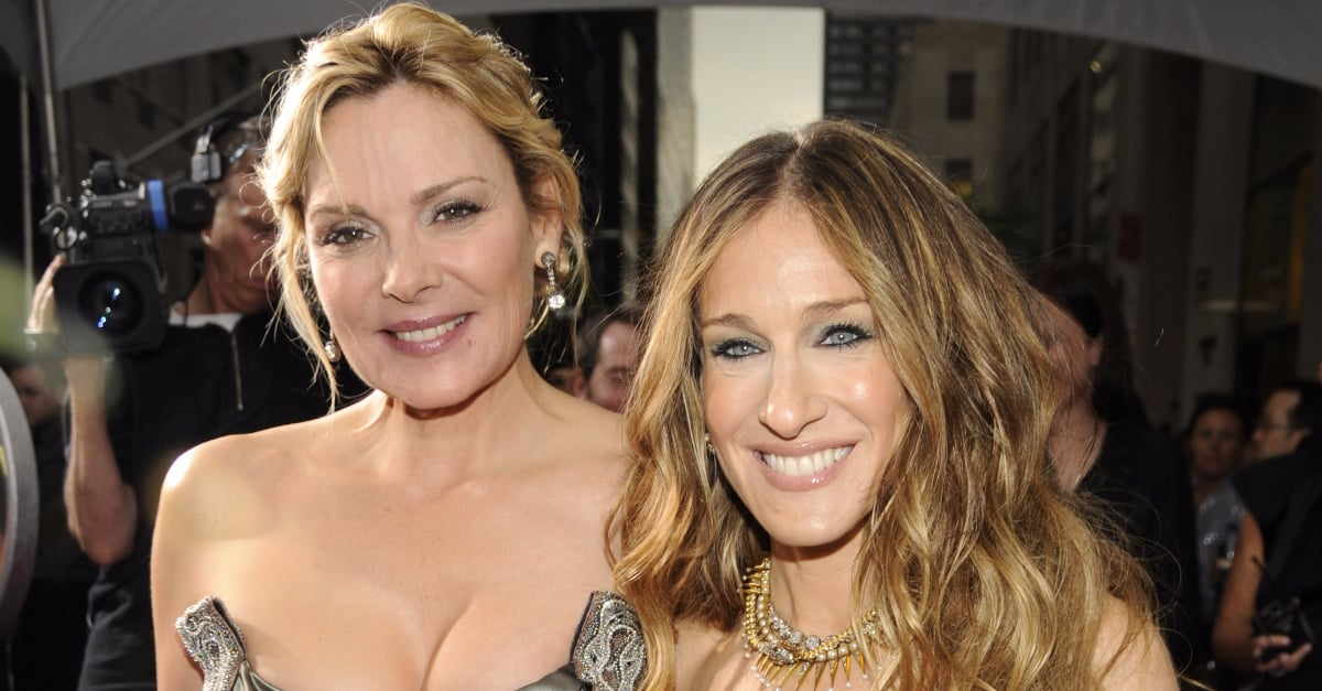 Image result for sex in the city kim cattrall and sarah