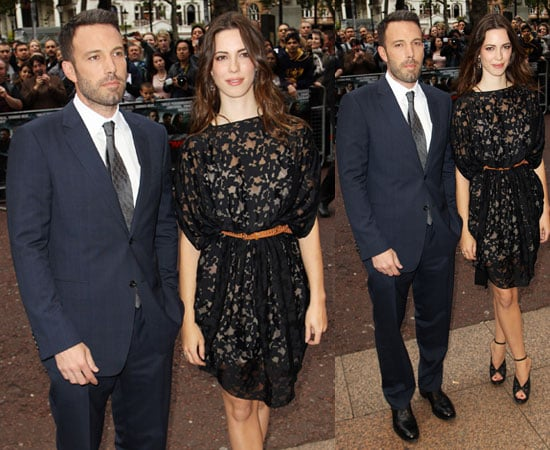 Pictures of The Town London Premiere