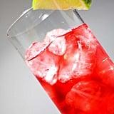 Sparkling Cran-Lime Spritzer