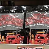 Trader Joe's Ketchup-Flavoured Spud Crunchies ($2)