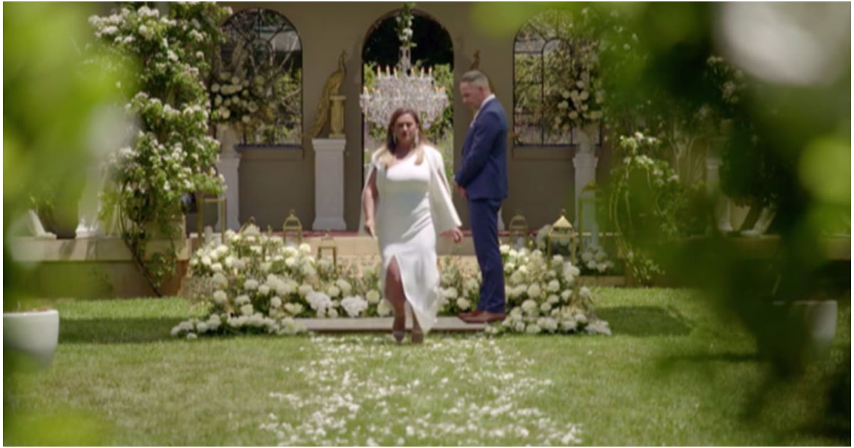 Everyone Got Behind Mishel Laying Into Steve in Her Final Vows on Tonight's MAFS
