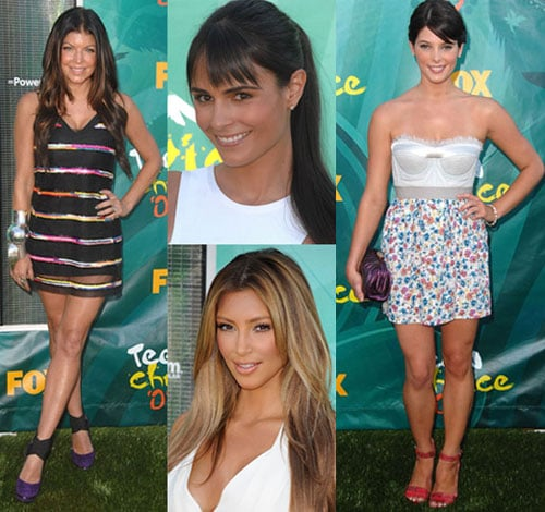 Fashion and Beauty Looks From the Teen Choice Awards