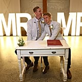 First Legal Same-Sex Weddings in Australia