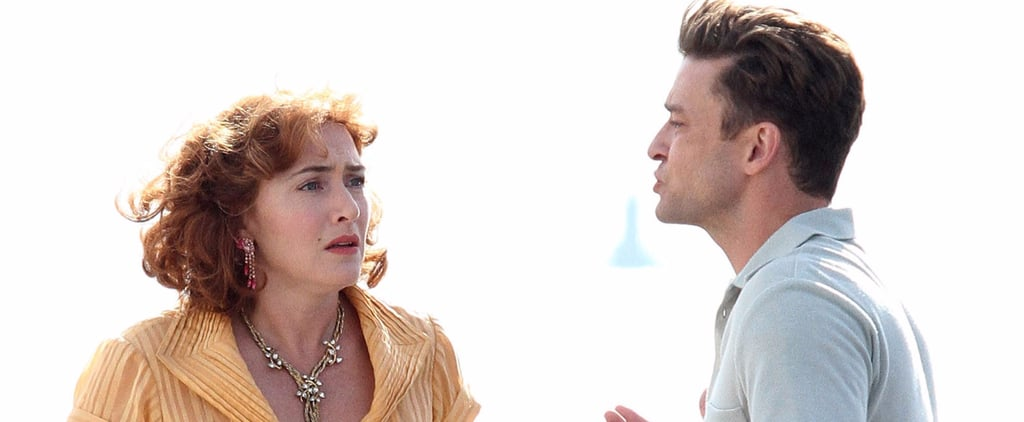 Wow, Justin Timberlake and Kate Winslet Look Really Mad