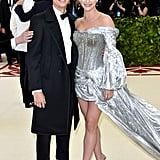 Lili Reinhart H&M Met Gala Dress 2018