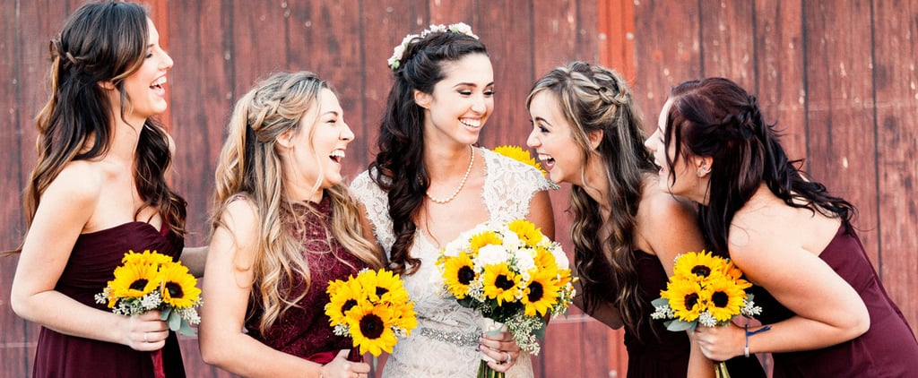 5 Millennial Brides Confess the Trendiest Things They Tried at Their Weddings