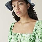 Ganni Printed Hat