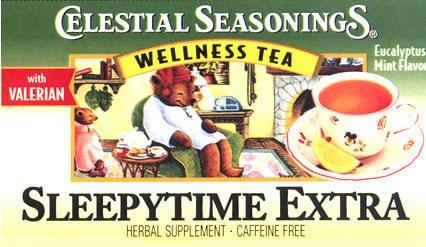 Extra! Extra! Sleepytime Tea