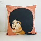 Angela Davis Pillow Covers