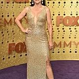 Julia Louis-Dreyfus at the 2019 Emmys