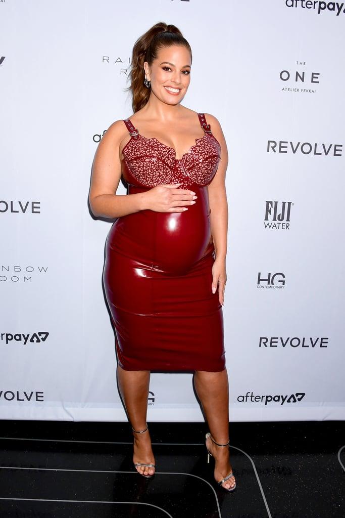 Ashley Graham at The Daily Front Row Fashion Media Awards