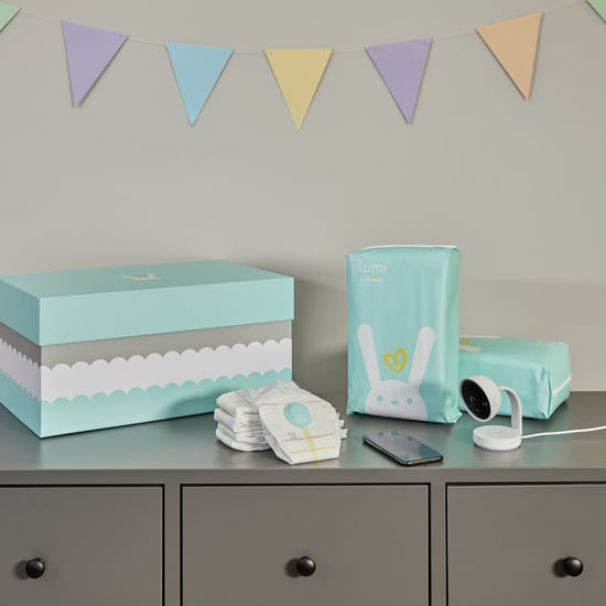 Pampers Lumi Camera and Diaper Sensor For Babies