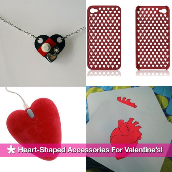 Heart-Shaped Gadgets For Valentine's Day