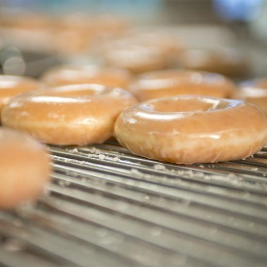 Krispy Kreme Glazed Doughnut Flavor Contest 2018