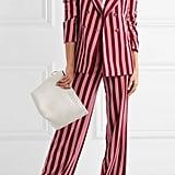 Alexa Chung Striped Suit Set