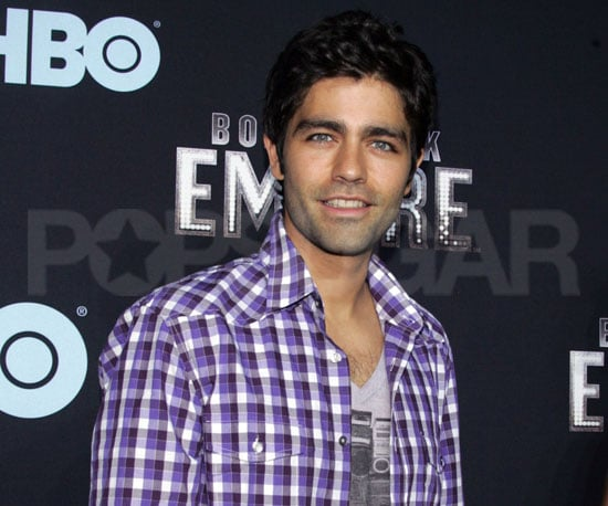 Slide Picture of Adrian Grenier at an HBO Event in NYC