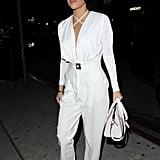 Kourtney Kardashian Out in LA December 2015