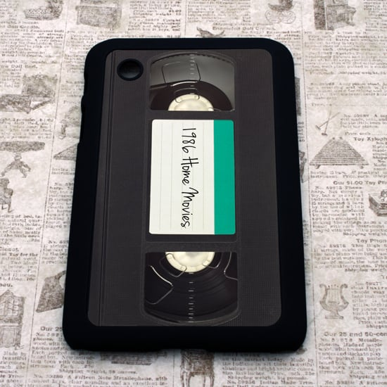 VHS Cassette Tape iPad Mini Smart Cover