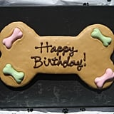 Giant Birthday Cookie
