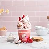 The Cheesecake Factory Strawberry Cheesecake Ice Cream