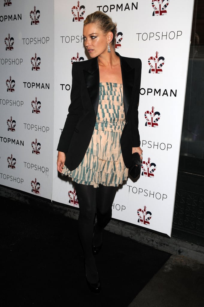 April 2009: Topshop Topman Private Dinner to Celebrate the Flagship Store Opening at Balthazar