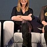 Jennifer Aniston Sexy Shoes