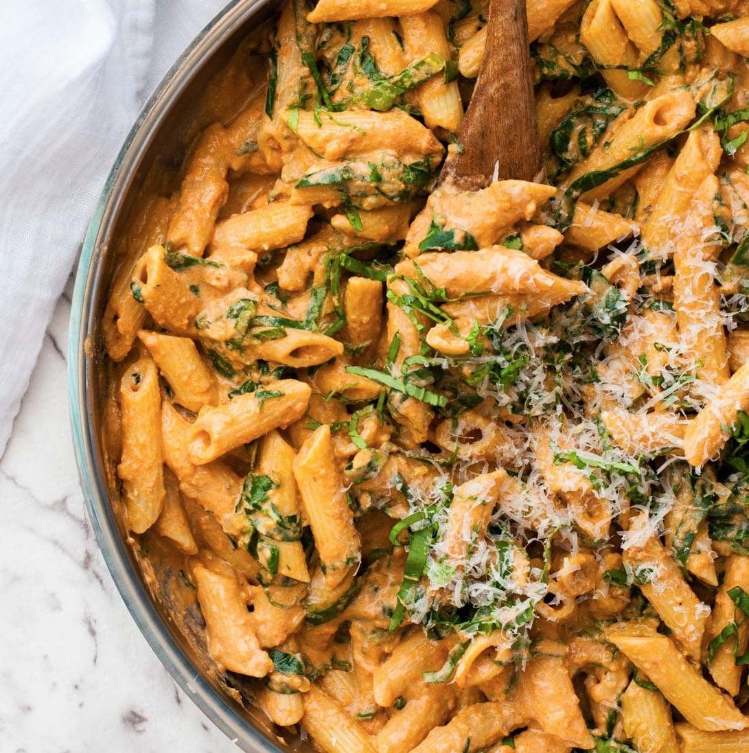 Chicken Carbonara | Giada\'s Best Pasta Recipes | POPSUGAR Food Photo 12