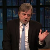 Mark Hamill Can Snap Into His Harrison Ford Impression in a Split Second, and It's So Wild