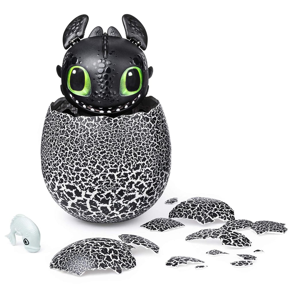 For 5-Year-Olds: Dreamworks How to Train Your Dragon Hatching Toothless