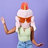 Friends Giant Turkey Mask From Firebox