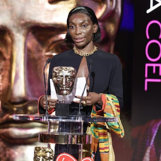 Watch Michaela Coel's Speech at the 2021 BAFTA TV Awards