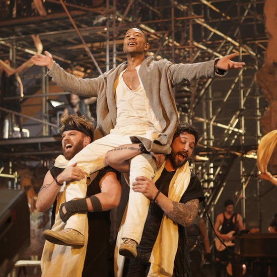 Jesus Christ Superstar Live Reactions