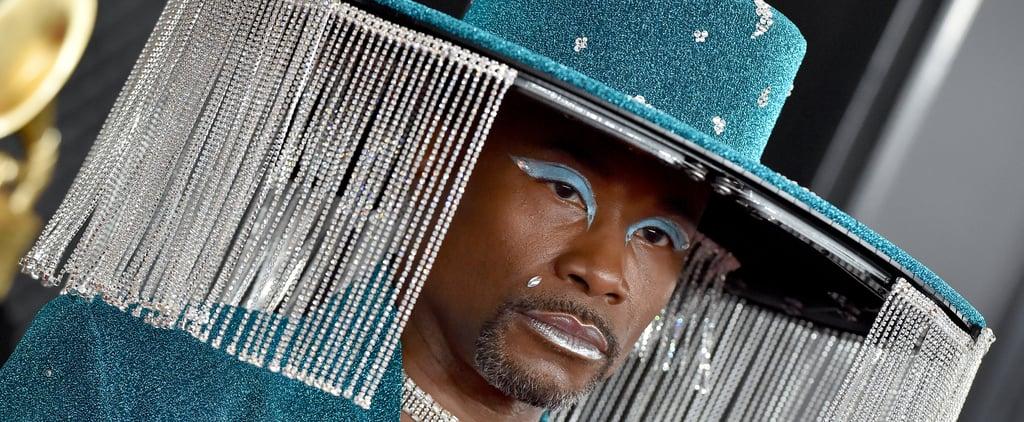 How Billie Eilish Inspired Billy Porter's 2020 Grammys Hat