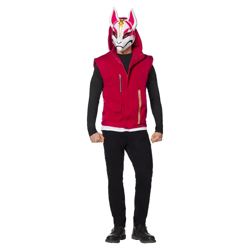 Fortnite Halloween Costumes 2019.Fortnite Men S Drift Halloween Costume Best Target