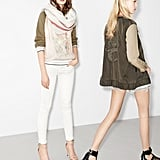 Zara TRF February lookbook.
