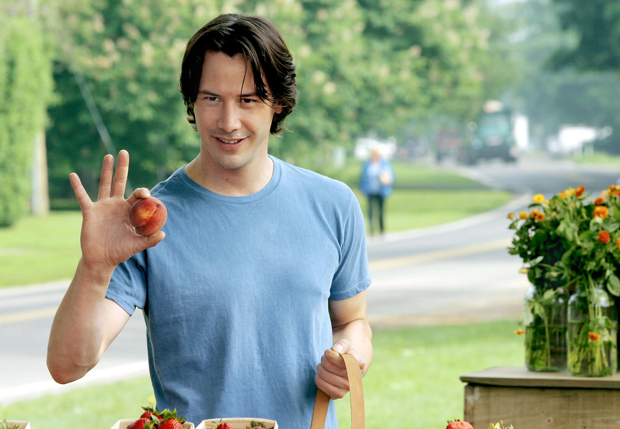 SOMETHING'S GOTTA GIVE, Keanu Reeves, 2003, (c) Columbia/courtesy Everett Collection
