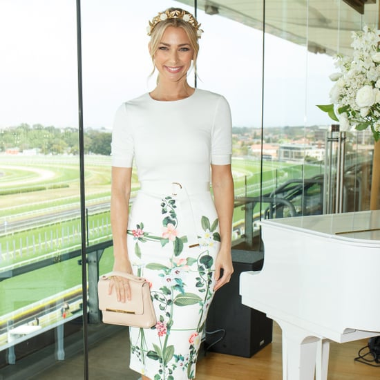 Celebrities at Moet and Chandon Stakes Day 2016