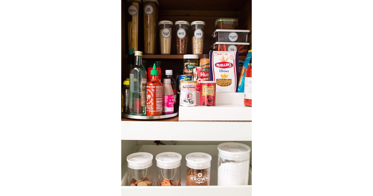 Tiny Home Designs: How To Organise Your Pantry