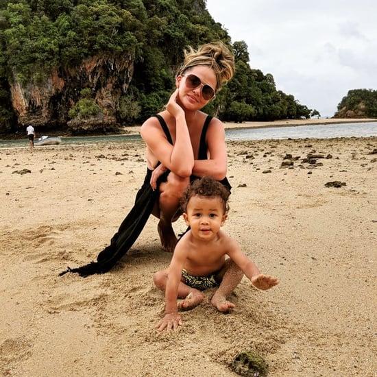 Chrissy Teigen and John Legend Pictures in Thailand 2019