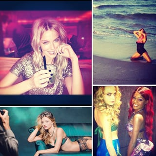 Celebrity Instagram And Twitter Photos: Miranda Kerr, Jennifer Hawkins, Lara Bingle, Kim Kardashian, Rachel Zoe, Azealia