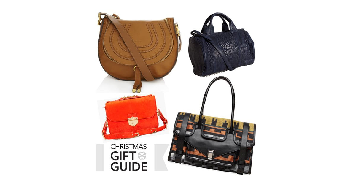 99d1b3fa263 Top Ten Designer Handbags for Christmas: Shop Our IT Bag Edit from YSL,  Mulberry, Alexander Wang, Chloe and Givenchy!
