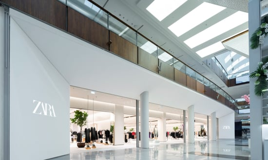 Zara Opens Its Largest One-Floor Store in The Dubai Mall