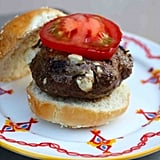 Cooking With My Kid's Mini Mediterranean Burgers